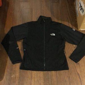 The North Face black Flight Series zip up Jacket M